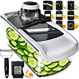 Best Mandolin Slicers - Mandoline Slicer Vegetable Slicer and Vegetable Grater Review