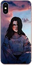 Inspired by Lauren Jauregui Phone Case Compatible With Iphone 7 XR 6s Plus 6 X 8 9 11 Cases Pro XS Max Clear Iphones Cases TPU- Tshirt- Cell- Beanie- Case- Case- 4000194929027