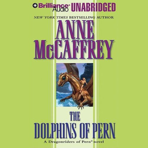 The Dolphins of Pern audiobook cover art