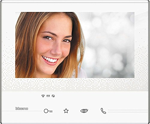 Bticino linea 3000 - Monitor manos libres c300x13e 2hilos claro l3000