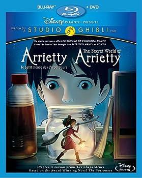 The Secret World Of Arrietty [Blu-ray]