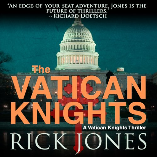 Couverture de Vatican Knights