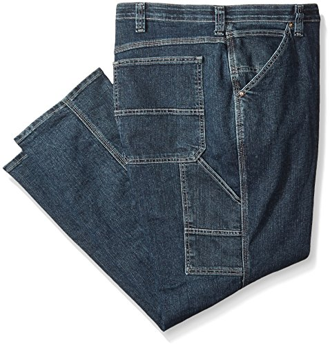 Lee Herren Carpenter Jeans, groß und hoch, Custom Fit - Blau - 60W / 29L