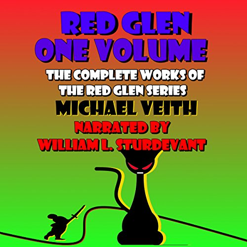 Red Glen One Volume audiobook cover art