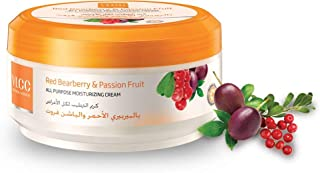 VLCC Red Bearberry & Passion Fruit All Purpose Moisturizing Cream 150 ml, Pack of 1