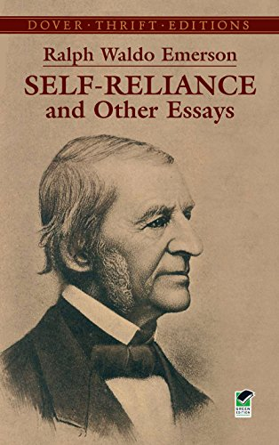 Self-Reliance and Other Essays (Dover Thrift Editions) (English Edition)