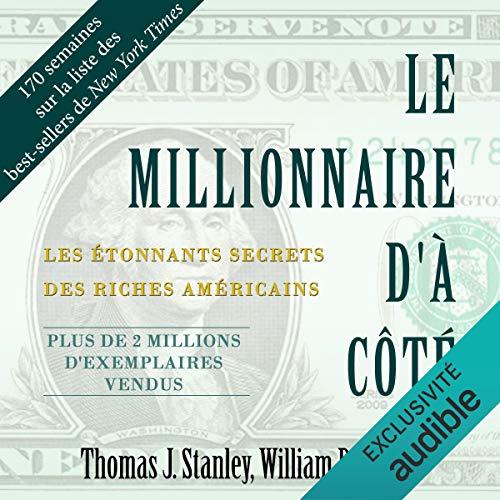 Page de couverture de Le millionnaire d'à côté