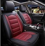 suyanouz Voiture Seat Cover,Housses de siège de Voiture étanches, compatibles avec Mercedes-Benz AMG G, AMG GLA, AMG GLE, Classe B, C, L, B, Small