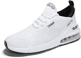 first rate 67b47 ee324 YAYADI Chaussures De Course pour Hommes Sports Activités De Plein Air  Respirable Confortables Sneakers Hommes 270