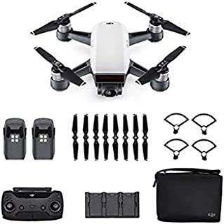 DJI SPARK Fly More Combo (EU) Alpine White Drone