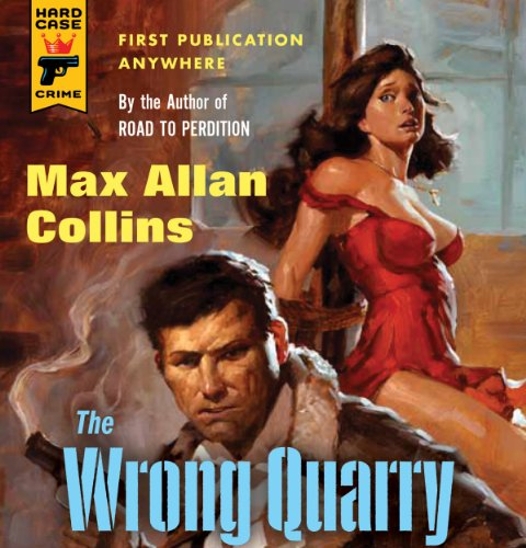 The Wrong Quarry audiobook cover art