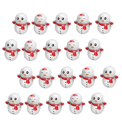 Stehaufmännchen, Weihnachten Mini...