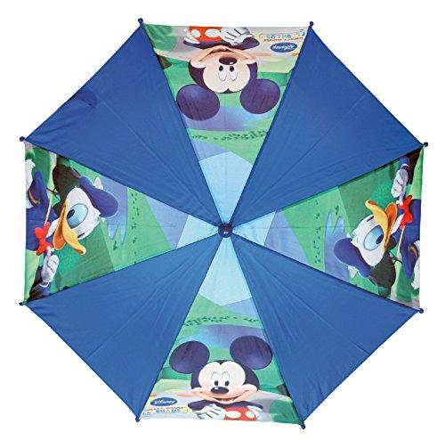 Disney - 3611 - Parapluie - Enfant Garçons - Mickey - Ouverture Manuelle