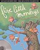 Five Little Monkeys: Counting Songs and Activities for Under Fives (Earlybirds)