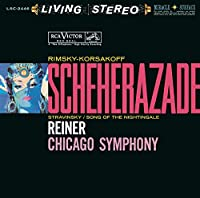 Scheherazade, Op.35/le Chant Du Rossignol