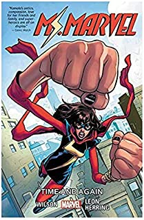 Ms. Marvel Vol. 10: Time and Again (Ms. Marvel (2014))
