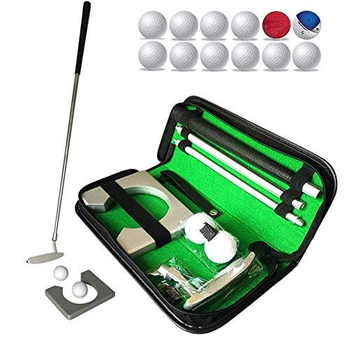 Tragbares Golf Putter Set