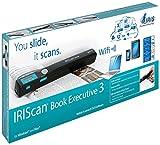 IRISCan Book Executive 3 - Scanner portable - 900 DPI