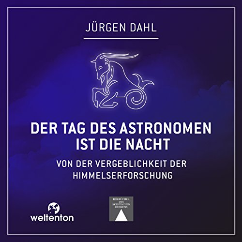 Page de couverture de Der Tag des Astronomen ist die Nacht