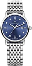 Maurice Lacroix Women's Eliros Date 30mm Mother of Pearl Watch | Blue