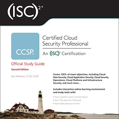 『(ISC)2 CCSP Certified Cloud Security Professional Official Study Guide』のカバーアート