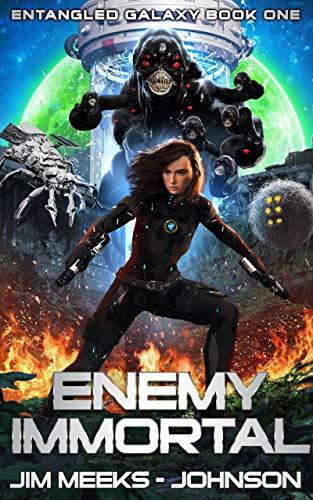 Enemy Immortal by Jim Meeks-Johnson ebook deal