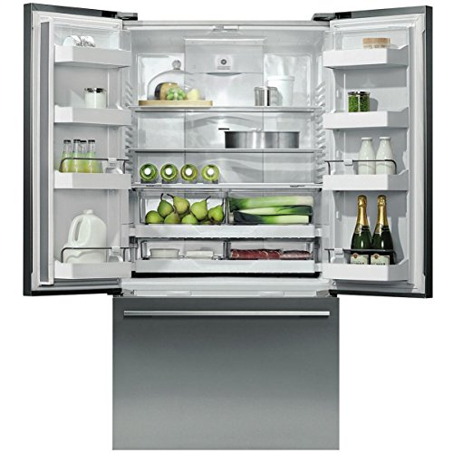 Fisher Paykel RF201ADX5 20.1 cu. ft. Bottom Freezer French Door Refrigerator