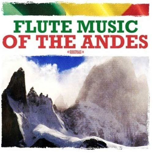Flute Music of the Andes [Importado]