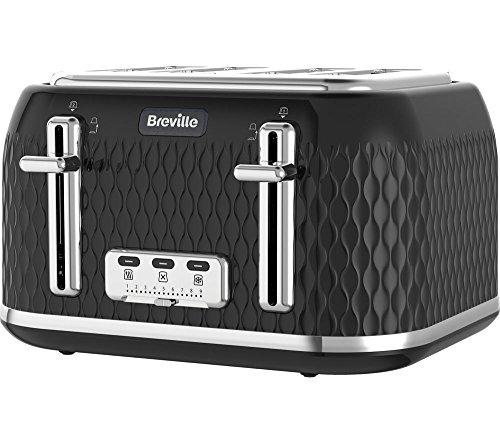 Breville Curve 4-Slice Toaster 1650 W