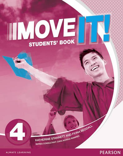 MoveIt - Students Book - Level 4