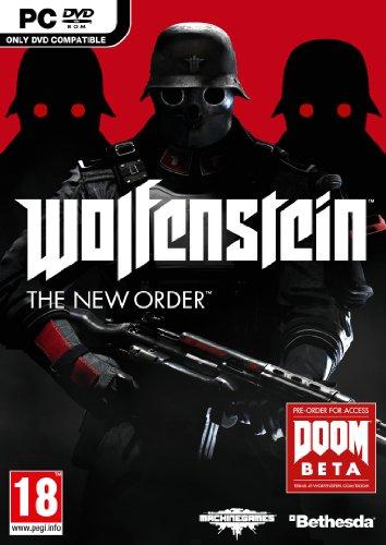 Wolfenstein The New Order Game PC