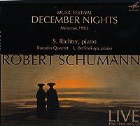 December Nights 1985 by R. Schumann (2012-09-11)
