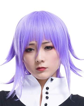 Miccostumes Women's Crona Cosplay Wig Purple
