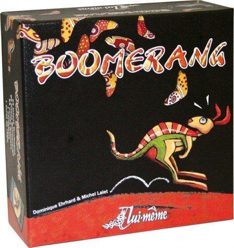 Boomerang: Familienspiel. Für 3-5 Spieler