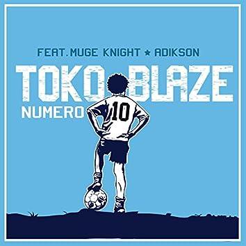 Numéro 10 (feat. Muge Knight, Adikson)