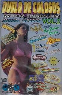 Duelo De Colosos Exitos Originales Vol. 2