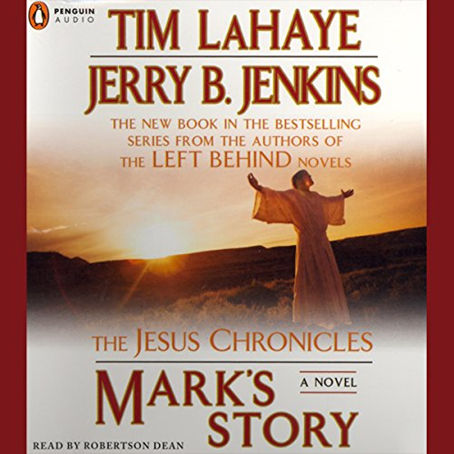 Mark's Story audiobook cover art