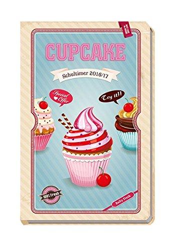 Schülerkalender Cupcake 2016/17