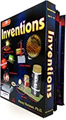 Build a motor, a telegraph, a light-flashing generator and a real radio with this award winning kit Step-by-step 3D directions and the use of everyday materials brings clarity to how things work Winner of the Scientific American Young Reader's Book A...