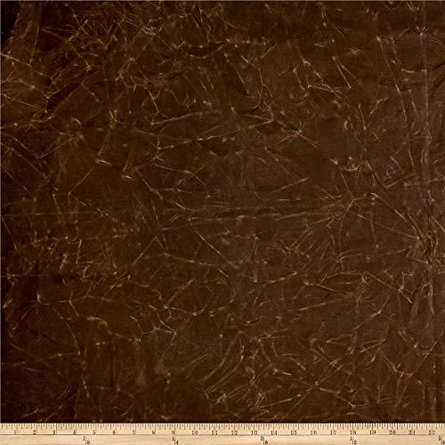 Carr Textile 9.4 oz Waxed Canvas, Yard, Dark Brown
