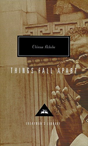 Things Fall Apart (Everyman's Library)