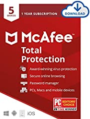 AWARD WINNING ANTIVIRUS SOFTWARE: Combats malware, hackers, would be fraudsters and more to protect your privacy, identity and, of course, your devices SECURE BROWSING WITH CONTROLS: Sidestep cyber and malware attacks before they happen with clear wa...