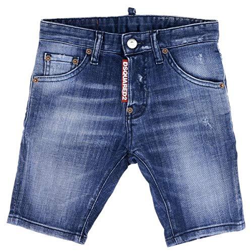 DSquared dq024dd00ya Shorts Kinder Jeans 12