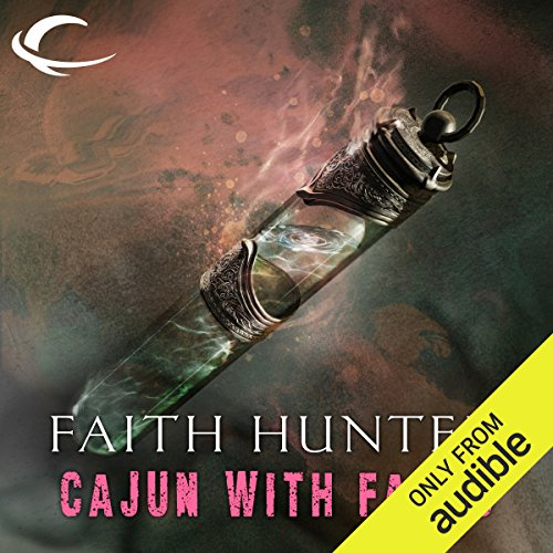 Cajun with Fangs cover art