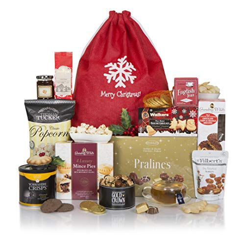 Festive Favourites Christmas Hamper - The Delicious...