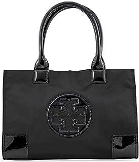 Tory Burch Women's Ella Mini Nylon Top-Handle Bag Tote