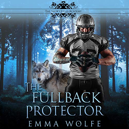 The Fullback Protector audiobook cover art