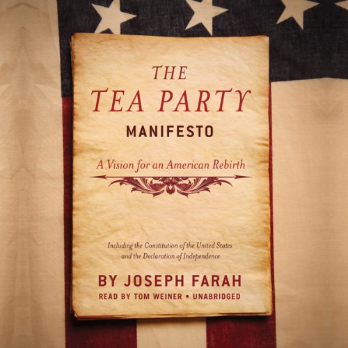 The Tea Party Manifesto  Audiolibri