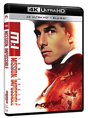 Mission: Impossible (4K Uhd+Blu-Ray) [Blu-ray]