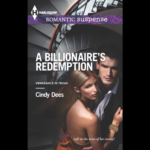 A Billionaire's Redemption audiobook cover art